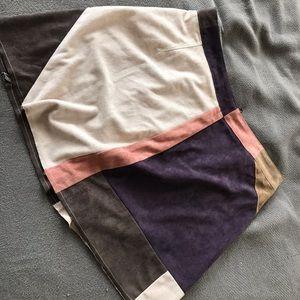 Fashion Nova Skirts - Recovering lover multi color skirt